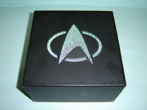 Star Trek VHS Collection $40  Boxed Set 1996 by Paramount Pictur