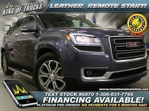 2013 GMC Acadia SLT Heated Front Seats