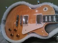 """2013 GIBSON LES PAUL STANDARD FLAME TOP """"PRISTINE"""""""