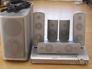 Panasonic Home Theater Sound System Model SA-HT730