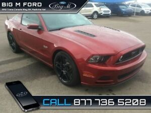 2014 Ford Mustang GT  - Leather Seats -  Bluetooth - $200.51 B/W