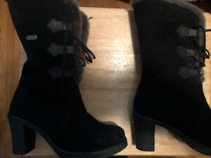 New womens pajar boots
