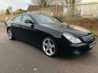 2008 Mercedes-Benz CLS 320 CLS Coupe Diesel Automatic
