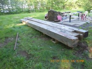 12X12 27foot Douglas Fir Beams