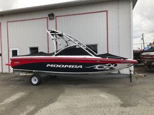 Moomba LSV 2007 comme neuf (seulement 162h)