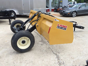 10' LAND LEVELER W/ TILT   ** ON SALE **