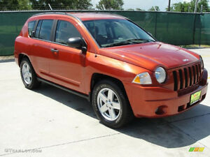 2008 Jeep Compass SPORT/NORTH EDITION