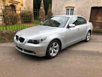 BMW 520 2.0TD 2006MY d SE CHEAP CAR GREAT SPEC, MANUAL GEARBOX
