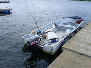 Chaloupe de pêche 16 pieds (Beauharnois)