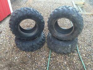 "26"" Maxxis ATV Tires"