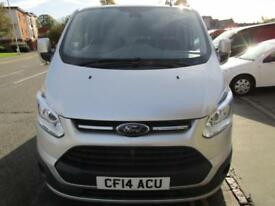 Ford Transit Custom van 2.2TDCi L2H1 Limited with full service history (56)