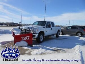 2011 Ford F-250 Super Duty    - Boss Snow Plow Package