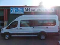 Ford Transit 125ps,17st Minibus,Tacho,PSV.