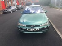 Peugeot 406 H d I 2002 model engine and gearbox is all good drives perfect but lost the keys you