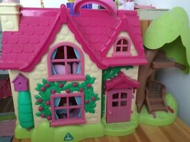 Early learning centre happy land cottage