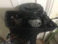 Evinrude outboard engine 4HP 2 stroke