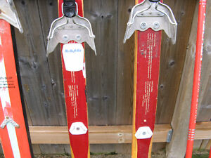 Various Cross country skiis - a couple of vintage classics Kitchener / Waterloo Kitchener Area image 6