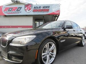 """2011 BMW 750i xDrive """"M PACKAGE"""" **FINANCEMENT 100% APPROUVE**"""