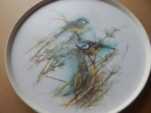 Collectable, Round Serving Tray