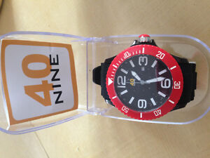 40nine brand Swiss watches
