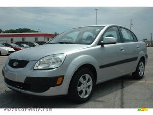 2007 Kia Rio Sedan Saftied and e-Tested