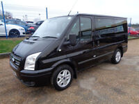 Ford Transit 2.2TDCi ( 125PS ) ( EU5 ) 280S ( Low Roof ) Tourneo 280 SWB Limited