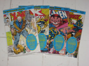 Marvel Comics X-Men X-Cutioners Song complete12 issue comic book