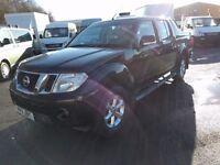 Nissan Navara 2.5 DCI ACENTA KING CAB 4X4 (black) 2011