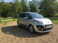 2009 Citroen C3 Picasso VTR+1.6HDi ( 92bhp ) FULL SERVICE HISTORY £30 ROAD TAX