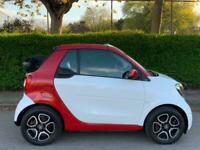 2016 smart fortwo cabrio PRIME Auto Convertible Petrol Automatic
