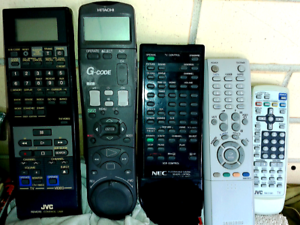 Free Dvd Player! with the Purchase any Remote Control for $20..