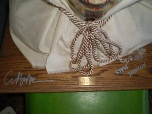 Limited Edition NIX Bust signed by CLIVE BARKER Strathcona County Edmonton Area image 2