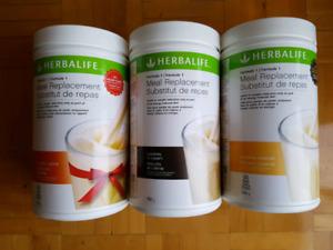 Herbalife saveurs rares !