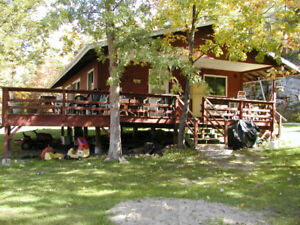 Cottage Rental-Charleston Lake