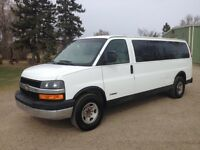 2005 Chevrolet Express G3500, auto, loaded, $6,500