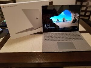 Microsoft Surface Laptop - Great Christmas Gift