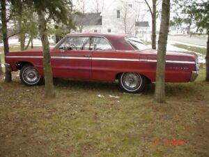 to complete my 1964 Impala SS