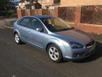 2005 Ford Focus 1.6 Zetec Climate Hatchback 5dr Petrol Manual (161 g/km, 99