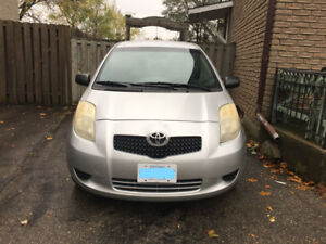 *REDUCED* Excellent Condition! 2007 Toyota Yaris – Manual