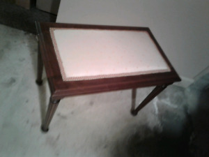 Piano or Vanity Bench