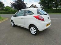 2013 FORD KA 1.2 STUDIO 3DR ONLY 51000 MILES IDEAL FIRST CAR LOW INS. CLIO CORSA