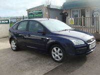 Ford Focus 1.8 125 2007MY Sport GUARATEED CAR FINANCE