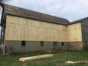 BARN PAINTING, STEEL ROOFING AND BARN REPAIRS Kitchener / Waterloo Kitchener Area image 8