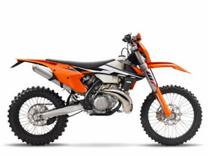 DIRT BIKE FOR SALE!! KTM 2017 250 XC-W