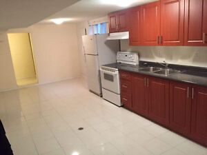 SPACIOUS 2 BEDROOM BASEMENT FOR RENT IN MALTON/ETOBICOKE