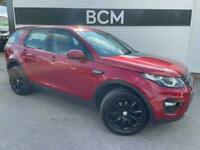 2015 Land Rover Discovery Sport 2.2 SD4 SE Tech Auto 4WD (s/s) 5dr SUV Diesel Au