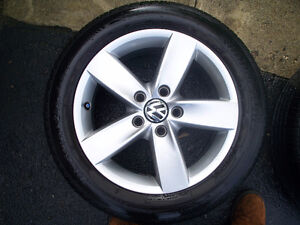 "VW 16"" wheels London Ontario image 2"