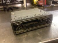 Pioneer cassette player headunit. Stereo