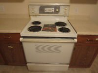 Self Cleaning Oven and Stove