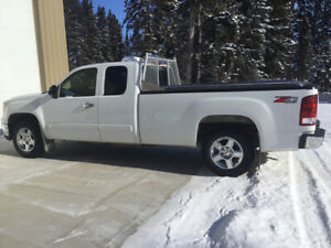 2012 GM sierra S L T long box
